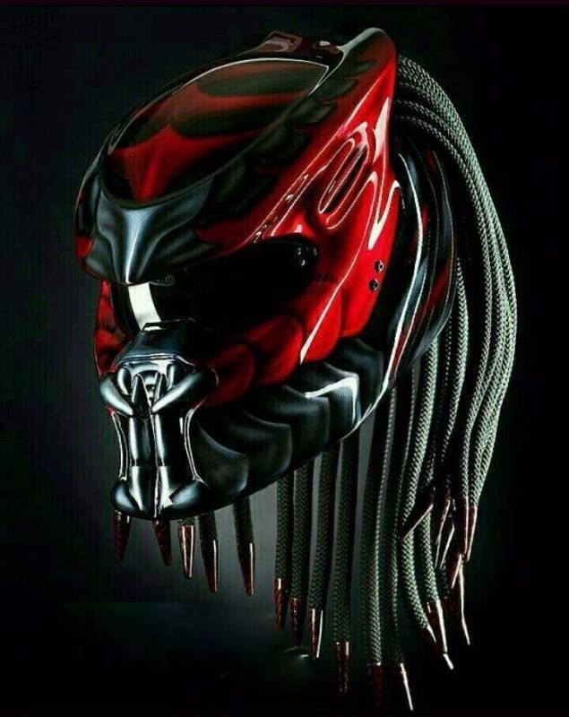 KING PREDATOR HELMET STYLE BIKERS DOT APPROVED | eBay Motors, Parts & Accessories, Apparel & Merchandise | eBay!