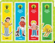Free fun activities for children.  Biff, Chip and Kipper downloads: desktop wallpaper, character cards, make door hangers and bookmarks