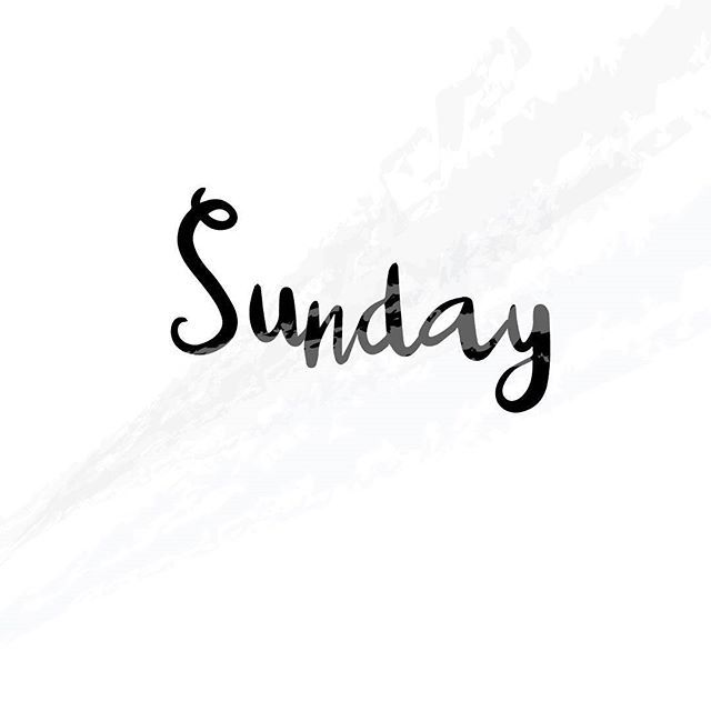 Tag someone who loves Sundays! ☀️#DSwordonthestreet #quote #typography