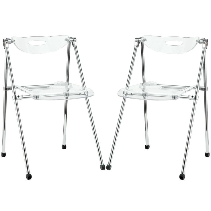 Telescope Dining Chairs (Set of 2)