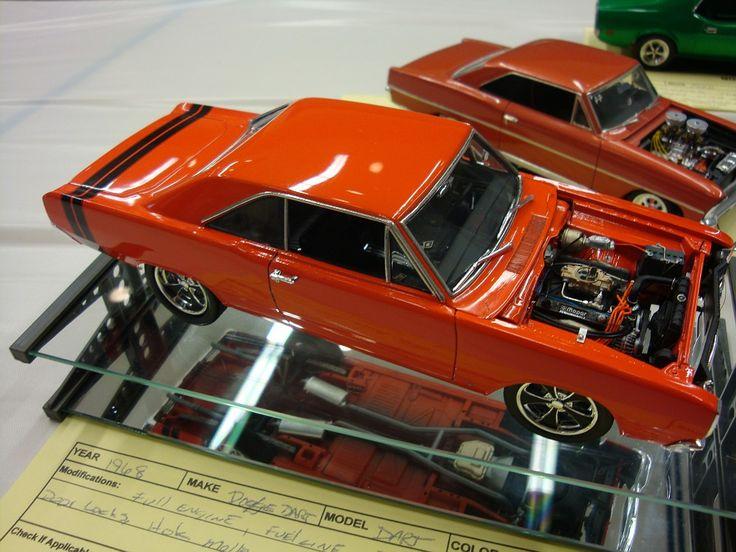 Dodge swinger diecast cars