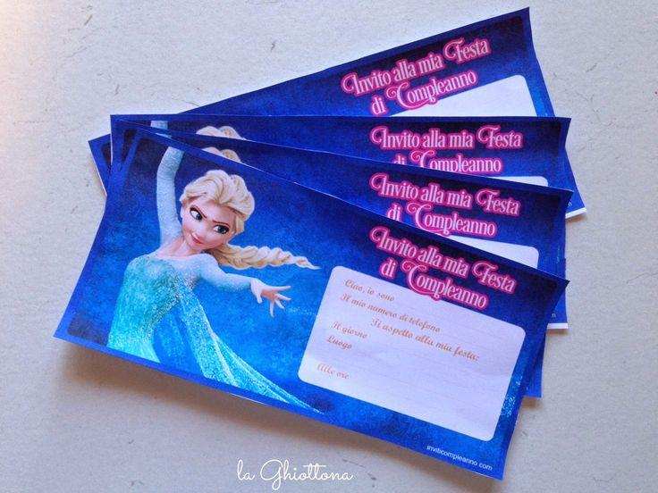 Frozen Party: consigli e idee