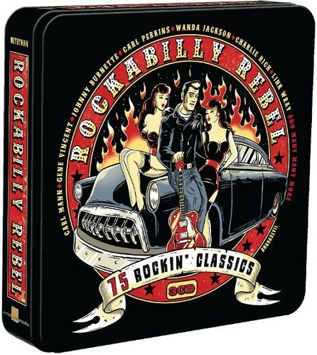The Rockabilly Rebel [CD]