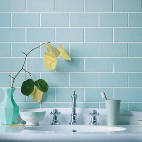Kitchen Tiles Duck Egg Blue: Best 25+ Blue Bathroom Tiles Ideas On Pinterest