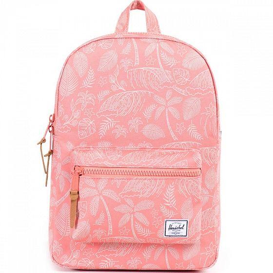 Удобный городской рюкзак из натурального хлопка и с металлической молнией – ретро-дизайн и современное сочетание цветов. Этот рюкзак является уменьшенной копией Settlement Backpack и идеально подойдет для походов в школу.