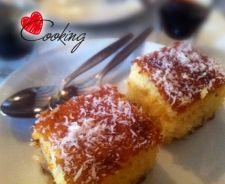 Είναι ένα εύκολο και γρήγορο γλυκάκι που κάνει καλή εντύπωση και ταιριάζει ειδικά μετά από ένα λουκούλειο γεύμα με κρεατικά.