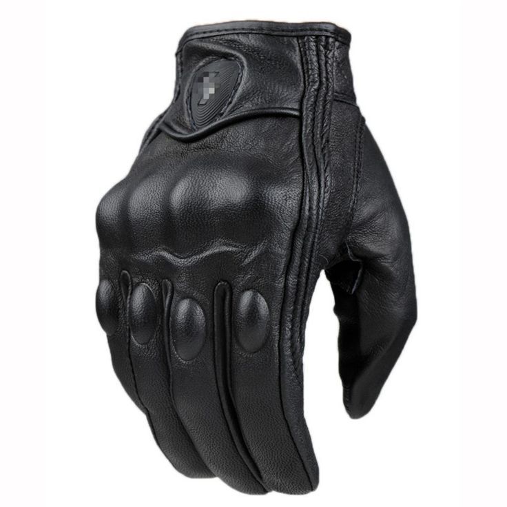 universal Glove real Leather Full Finger Black moto men Motorcycle Gloves Motorcycle Protective Gears Motocross Glove,hot sale!