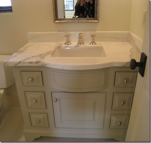 .: Ora Marbles, Cabinets Colors, Bath Downstairs, Condos Ideas, Doors Knobs, Bathroom Ideas, Irons Doors, Bath Ideas, Granite Countertops