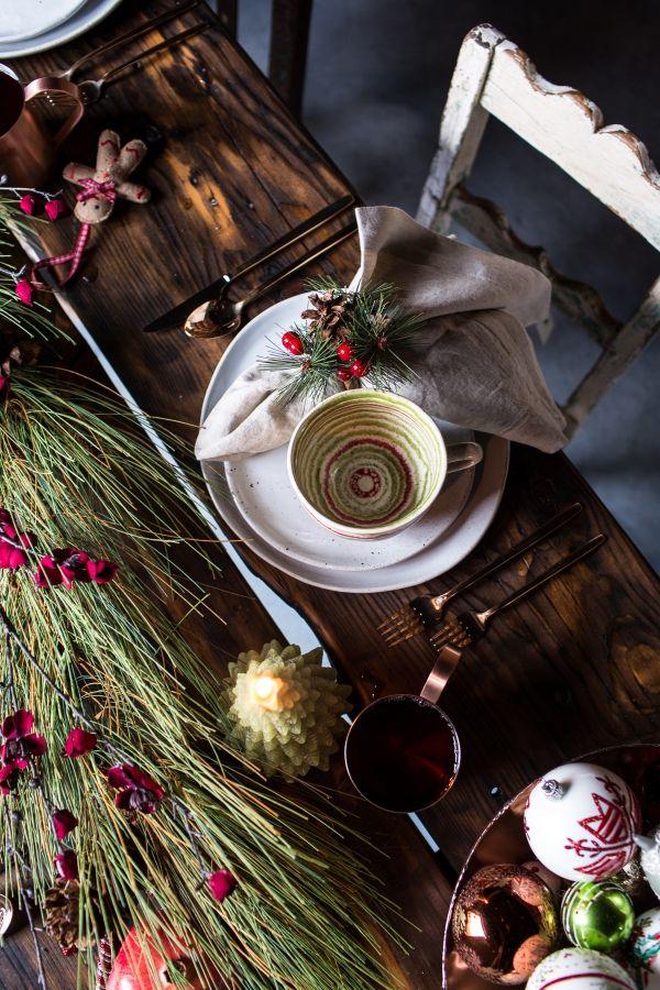 A Christmas Dinner Party | halfbakedharvest.com/ @hbharvest