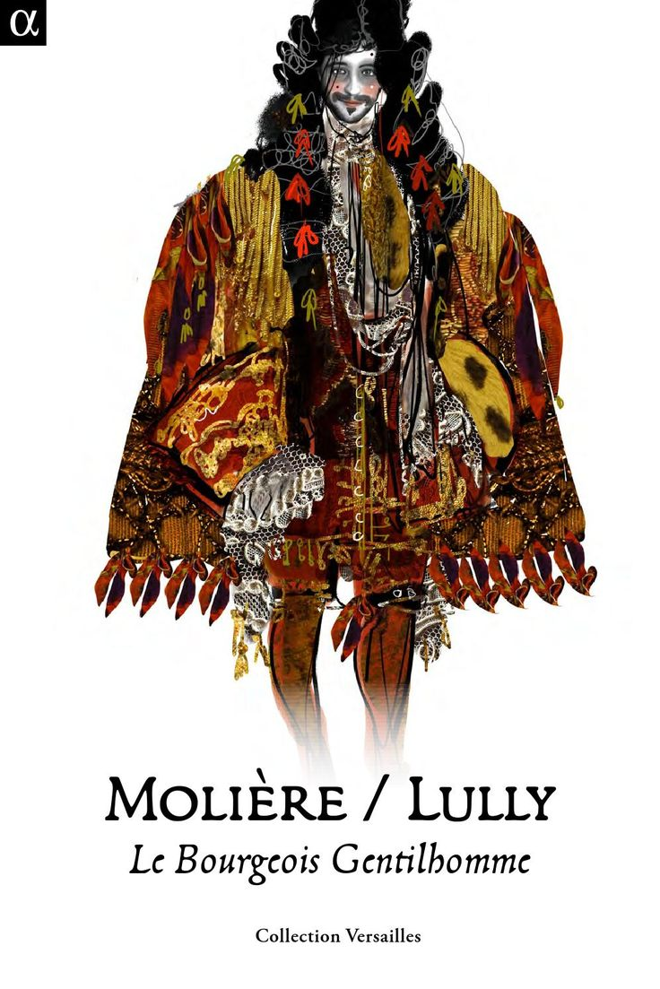 Molière - Lully     - Le bourgeois gentilhomme