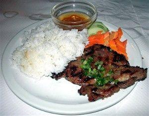 Côte de porc Vietnamienne (V.2) Recette vietnamienne/cuisine vietnamienne - [asietralala.com]