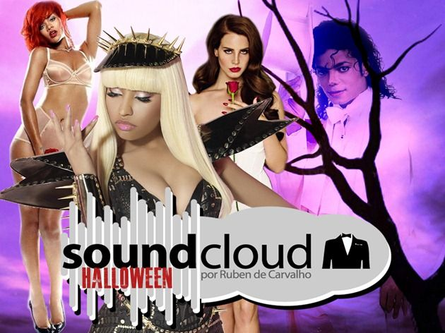 SoundCloud: A playlist de Halloween (podcast)
