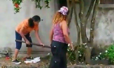 """""""O GRITO DO BICHO"""": Mãe e filha são detidas após vídeo espancando cach..."""