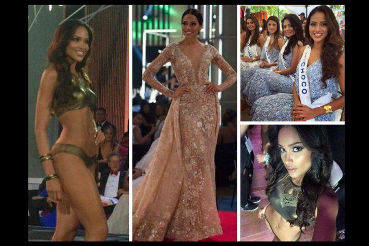 Andrea Tovar elegida Señorita Colombia 2015 - 2016 | ELESPECTADOR.COM