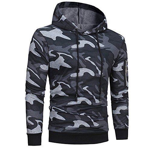 Blousons Manteaux Covermason Hommes hiver chaud épissage à capuche sweat Sweatshirt manteau Veste cuir Outwear pull: Détails de l'article…