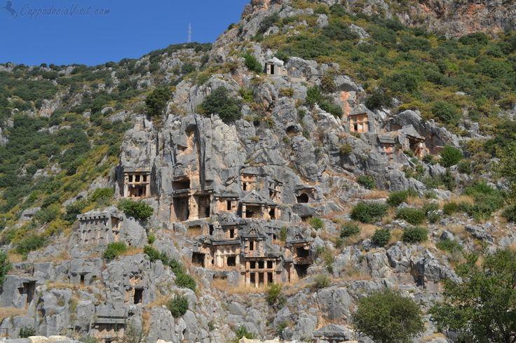 Древний город Мира (Демре) и Церковь Святого Николая