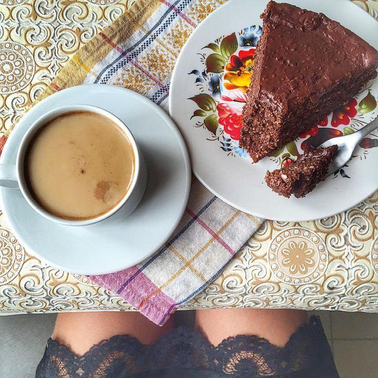 Правильное Питание  в Instagram: «Шоколадный торт