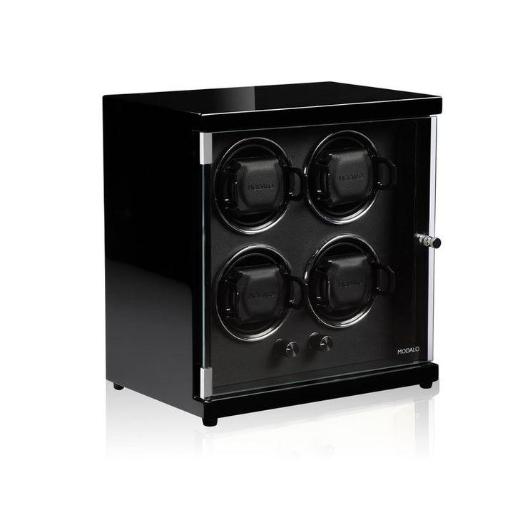 Watchwinder van Modalo model Ambiente voor 4 automaten.