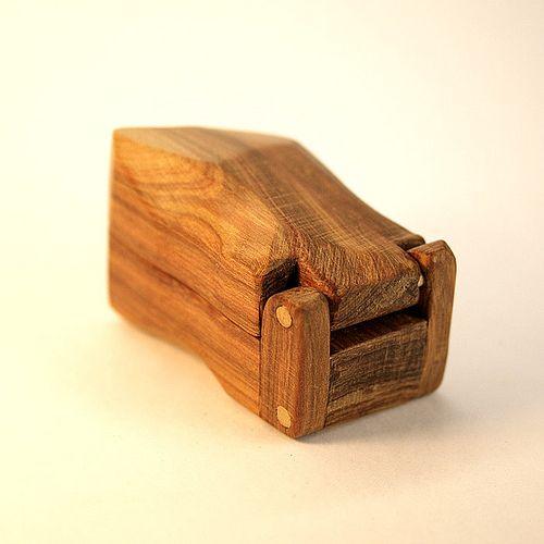 Small Wooden Ring Box | Flickr - Photo Sharing!