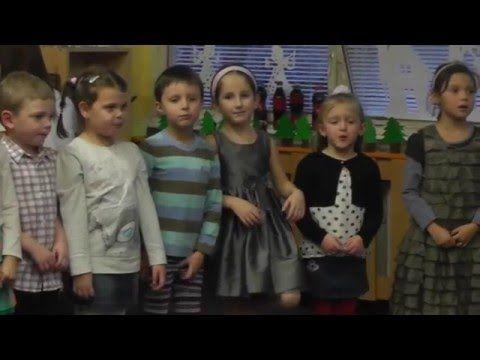 Vánoční besídka - Broučci - MŠ Jižní - YouTube