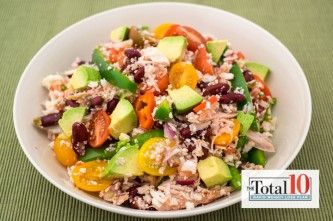 Mexican Bowl Total 10 Protein Bowls | The Dr. Oz Show