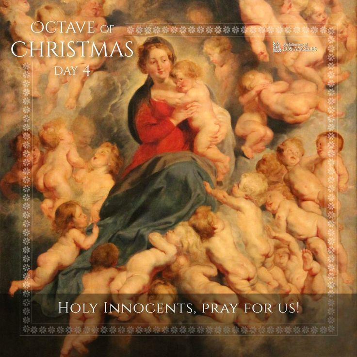Octave of Christmas Day 4