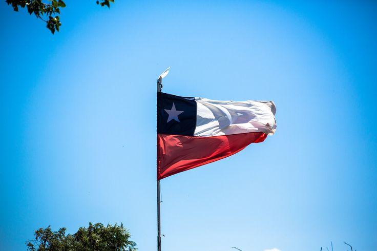Chilean Flag - Santiago, Chile