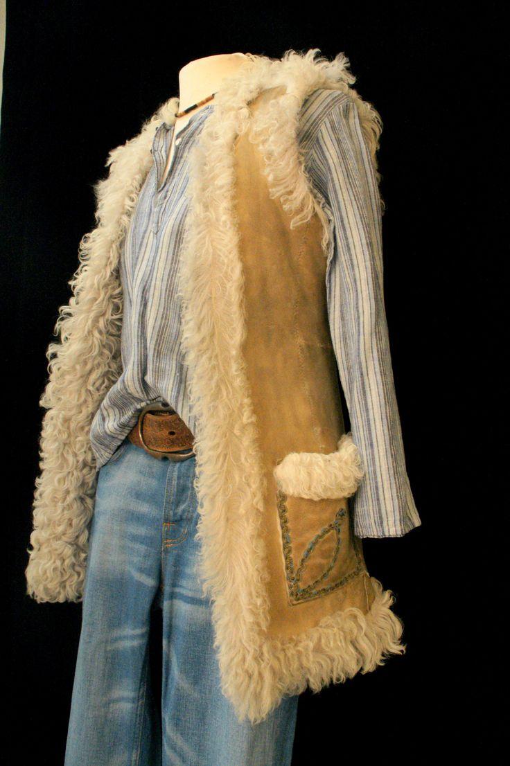"Costume from the movie ""Den Siste Revejakta"" (2008) Director Ullrik Imtiaz Rolfsen, Costume design Karen Fabritius Gram"