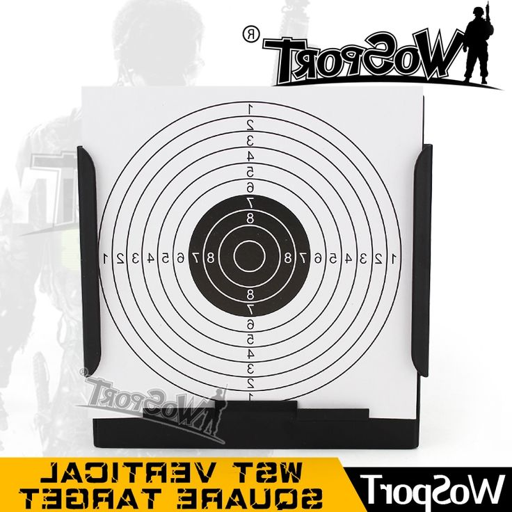 1000 Ideas About Paper Shooting Targets On Pinterest