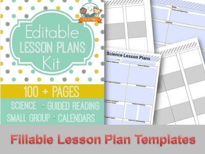 The 25+ best Preschool lesson plan template ideas on Pinterest - spend plan template