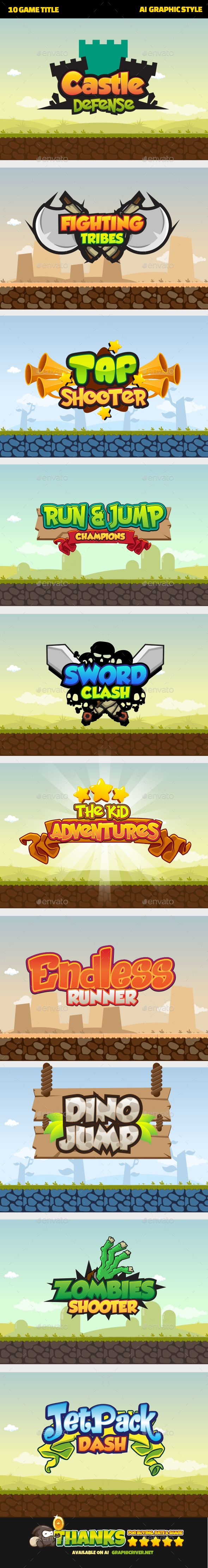Game Title (Miscellaneous)