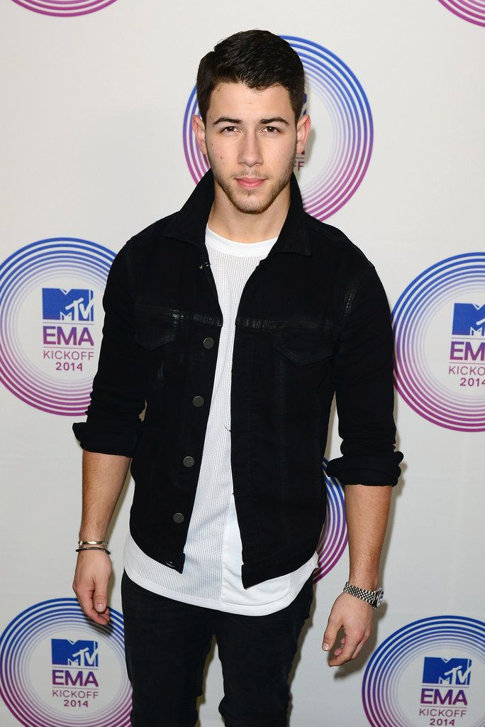 Pictures and GIFs of Nick Jonas Through the Years