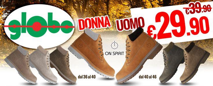 Scarponcino Uomo/Donna On-Spirit a solo €29.90!!!!