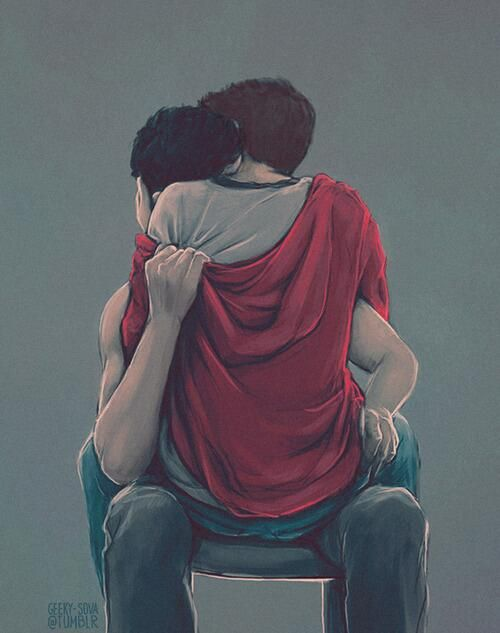 I leave you with some feels, thanks to the talented @geeky_sova. I love this one…