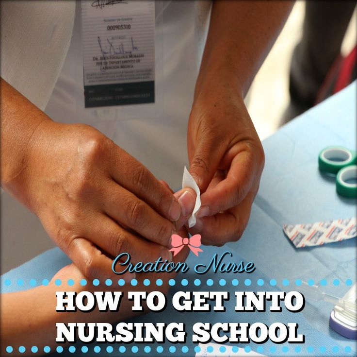 You have finally decided to go to nursing school and you are nervous about what it may take to get in. Nursing school is extremely competitive and the nursing shortage is becoming a major problem within our country. It's important to make sure you have all your ducks in a row and an impressive pre-requisite coursework resume before applying to nursing school. Here is how to get started.