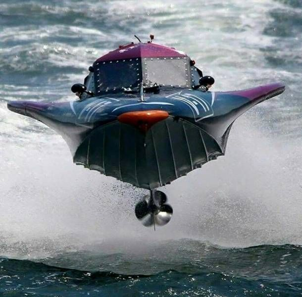 My Ultimate water Craft.