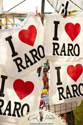 I Love Raro Moments