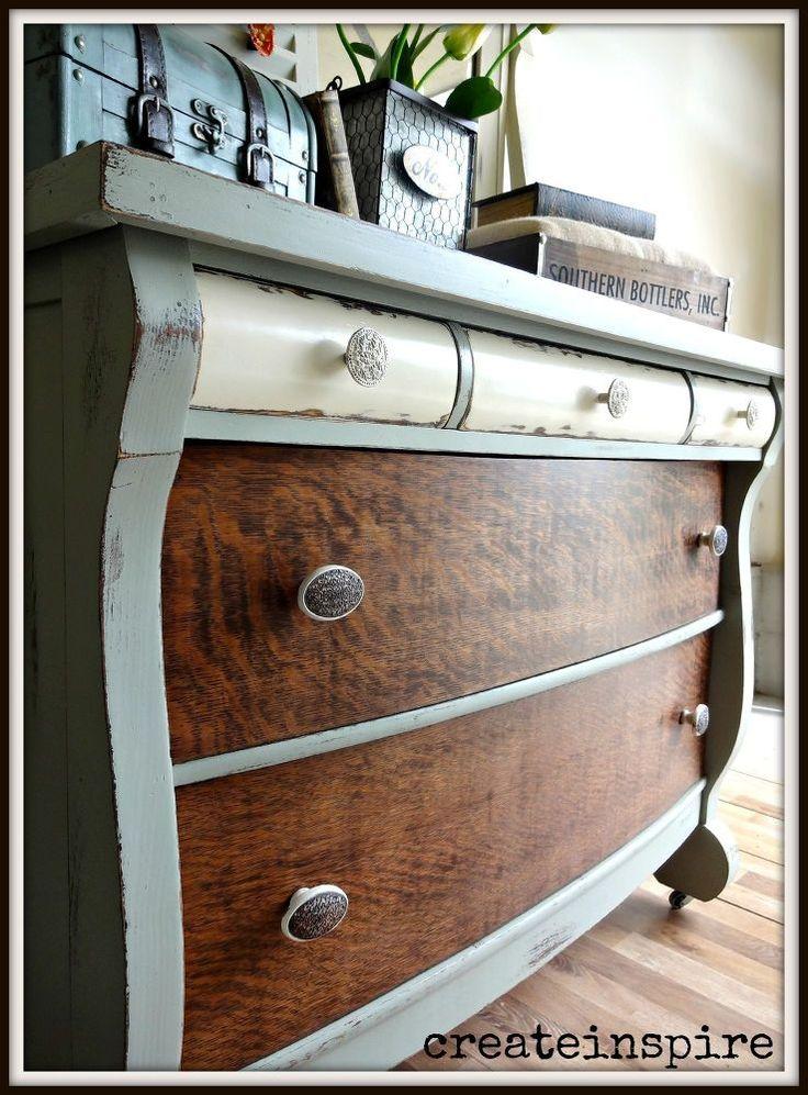 Antique Empire Dresser | Hometalk