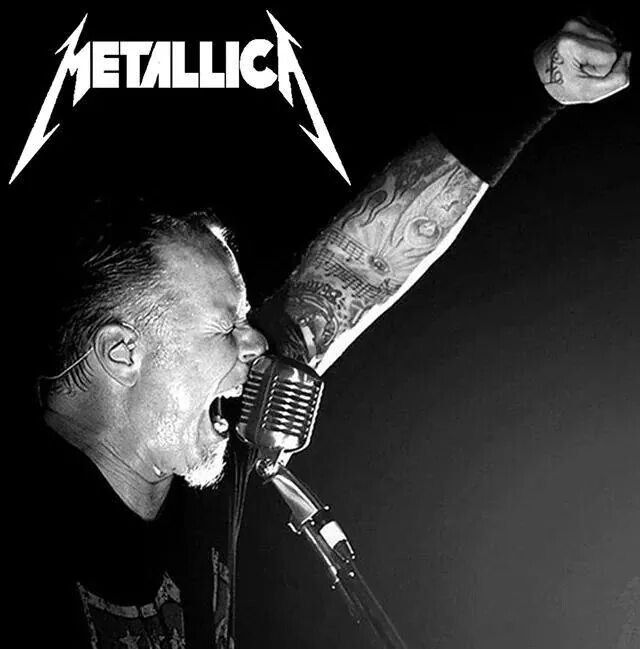 James Hetfield ~ Metallica