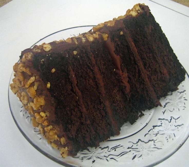 Chocolate Motherlode Cake