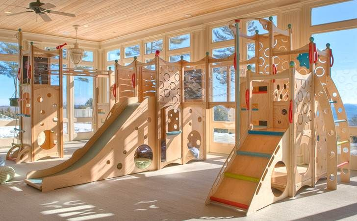 Cedarworks Rhapsody Indoor Playsets And Playhouses Bring Active