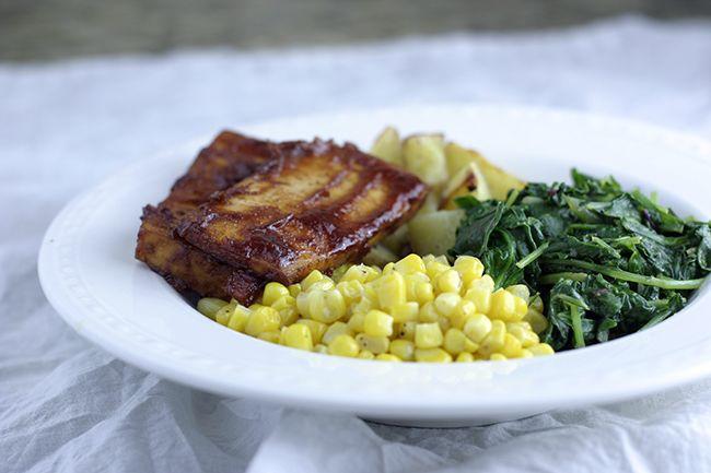 RECIPE: BBQ Tofu Buddha Bowl | Vegan Yoga Life