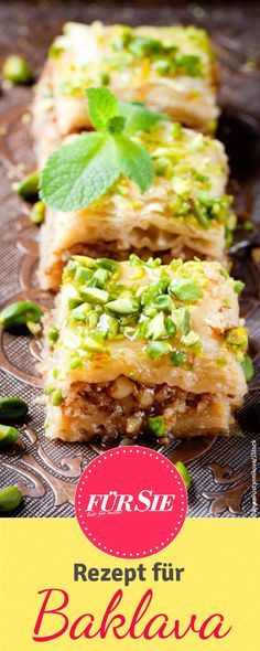 17 Best ideas about Baklava Rezept on Pinterest | Selber ...