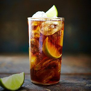 Learn how to make a tasty Cuba libre today; similar to a rum and coke our Cuba Libre recipe is super easy with a step by step guide from Jamie Oliver's Drinks Tube.