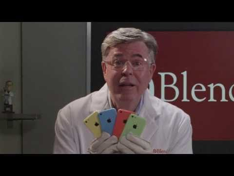 Will it Blend? iPhone 5s and 5c - YouTube