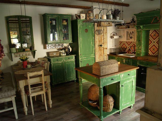 morkusovic kuchyň