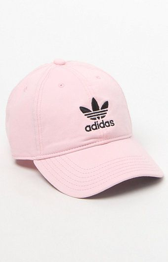 Online Only! Style your casual looks with the Washed Canvas Cap from adidas. We…