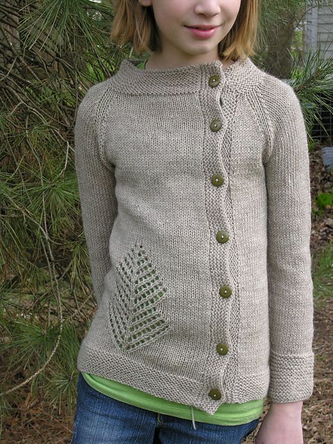 Ravelry: Project Gallery for Old Growth pattern by tincanknits
