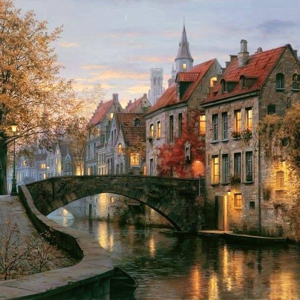 Bruges........ by Evgeny Lushpin.jpg
