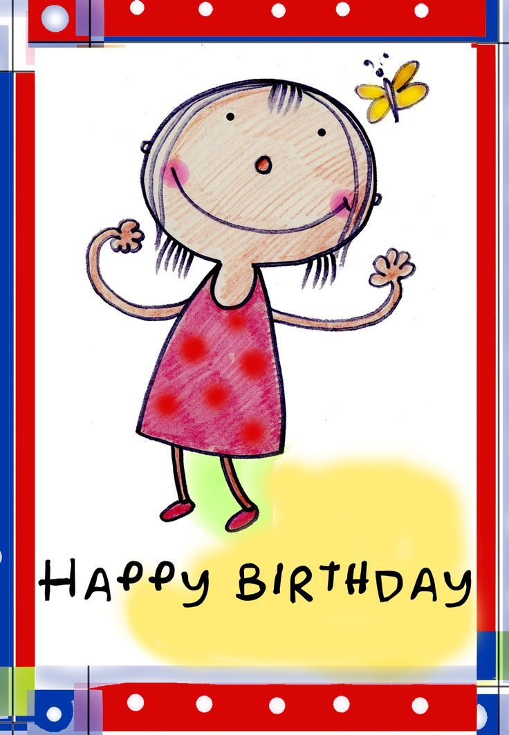 138 best images about Birthday Cards – Print a Birthday Card